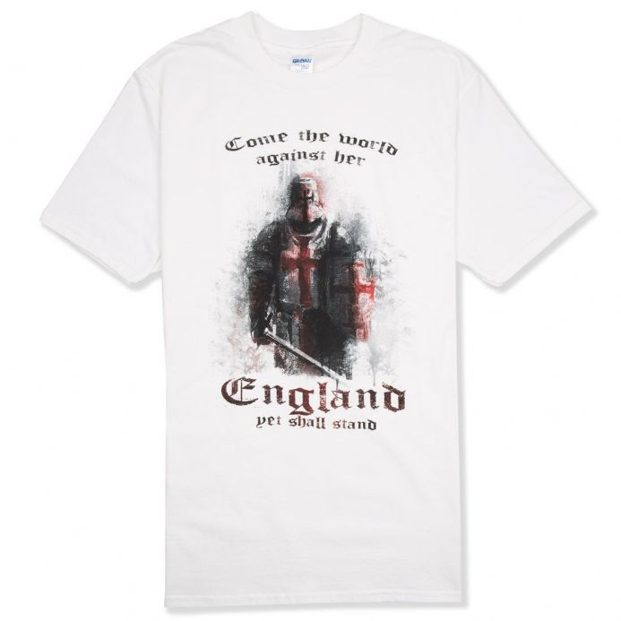"Warrior ""Yet We Stand"" England T-shirt"